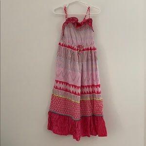 Little Girl Maxi Dress